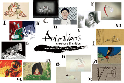 Animations' Works, Animations' Selection