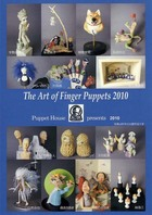 「The Art of Finger Puppets 2010」